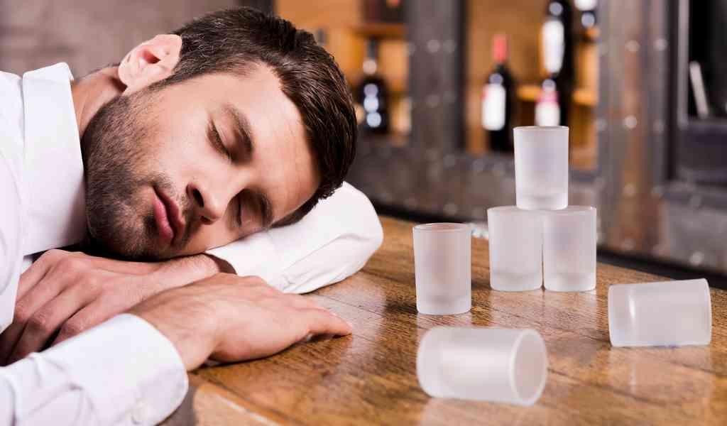 Как долго алкоголь остается в Вашем организме?